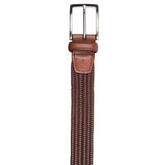 Dockers Braided Belt with Stretch