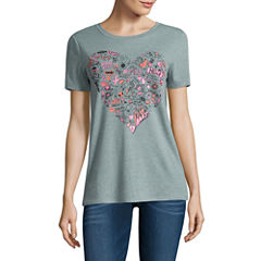 Arizona Graphic T-Shirt- Juniors