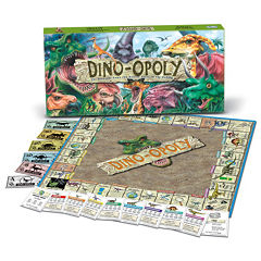 Dino-Opoly Board Game