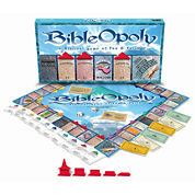 Bible-Opoly Board Game