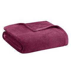 Madison Park Plush Blanket