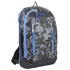 Fuel® Active Skull Print Crossbody Backpack