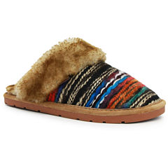 Lamo Juarez Womens Slip-On Slippers