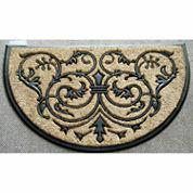 Monarch Wedge Doormat