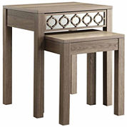 Helena 2-pc. Nesting Tables