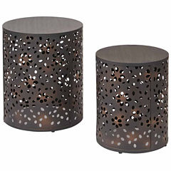 Middleton 2-pc. Round Accent Tables