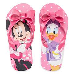 Disney Minnie Mouse and Daisy Flip-Flops