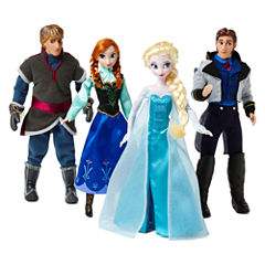Disney Collection Frozen Classic Dolls