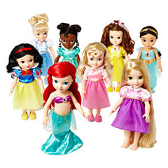 Disney Collection Princess Toddler Dolls