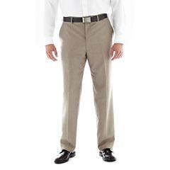 JF J. Ferrar® Flat–Front Suit Pants–Big & Tall