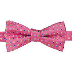 Stafford® Dakota Dot Pre-Tied Bow Tie