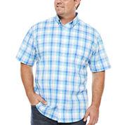 IZOD Short Sleeve Dress Shirt