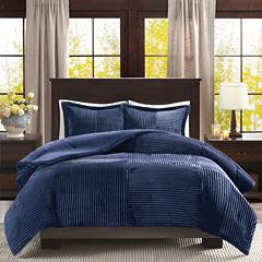 Premier Comfort Parker Corduroy Mini Comforter Set