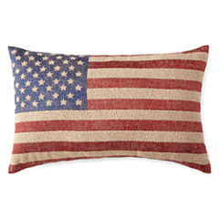JCPenney Home™ American Flag Pillow