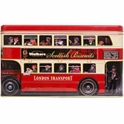 Walkers Shortbread London Bus Assorted Cookie Tin