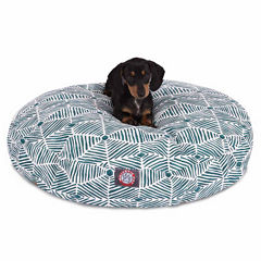 Majestic Pet Charlie Round Dog Bed