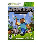 Xbox 360® Minecraft Video Game