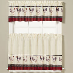 French Country Kitchen Curtains