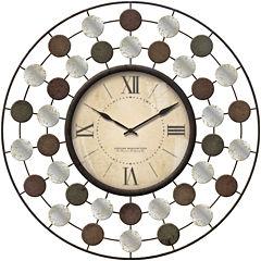 FirsTime® Shasta Wire Wall Clock
