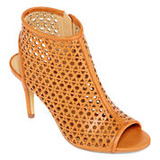 Diba London Low Honey Womens Heeled Sandals