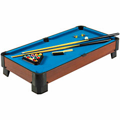 Hathaway Sharp Shooter 40-In Table Top Pool Table