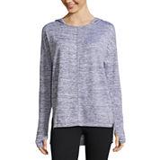 Xersion™ Studio Sweater Jersey Hoodie