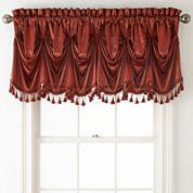 Royal Velvet® Hilton Rod-Pocket Window Treatments