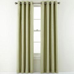 Royal Velvet® Plaza Grommet-Top Lined Blackout Curtain Panel