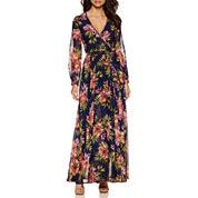 Renn Long Sleeve Maxi Dress
