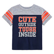 Okie Dokie Graphic T-Shirt-Baby Boys
