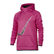 Nike Girls Hoodie-Big Kid