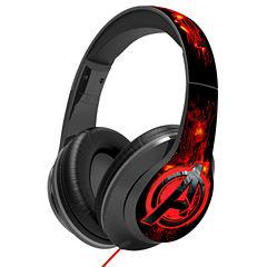 KIDdesigns Marvel Avengers Age Of Ultron Light-Up Over-the-Ear Headphones