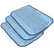 iRobot® Braava 3-Pack Microfiber Cleaning Cloths, Mixed