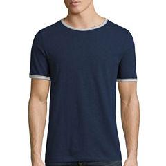 Arizona Short Sleeve Crew Neck Ringer T-Shirt