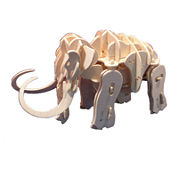 Robotime 3D Mammoth Puzzle with Sounds