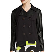 Worthington® Cropped Trench Jacket - Tall