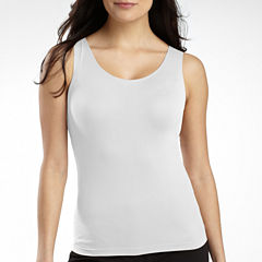 Worthington Knit Tank Top-Talls