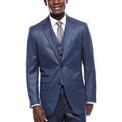 Steve Harvey® Blue Suit Jacket