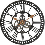 FirsTime® Roman Gear Clock