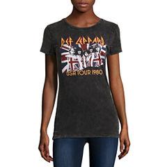 Def Leppard T-Shirt- Juniors