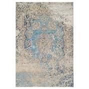 Couristan® Antique Tabriz Distressed Rectangular Rug