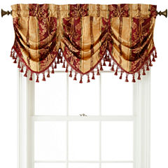 Home Expressions™ Regan Rod-Pocket Tuck Valance