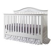 Fisher-Price Mia Snow-White Convertible Crib