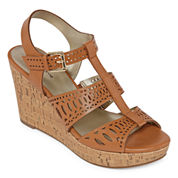 Liz Cliaborne Kandra Womens Wedge
