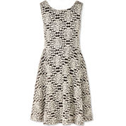 Speechless Sleeveless A-Line Dress - Big Kid