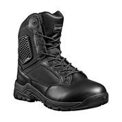 Magnum Strike Force 8.0 Side Zip Mens Work Boots