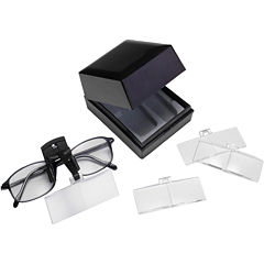 Clip-On Spectacle Magnifier