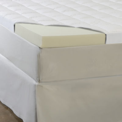 comforpedic from beautyrest memory foam and fiber 55