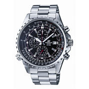 Casio® Edifice Mens Stainless Steel Chronograph Watch EF527D-1AV