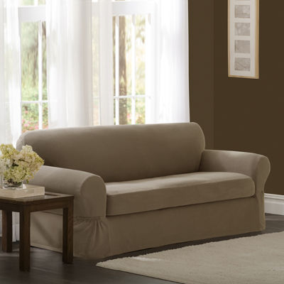 maytex smart cover pixel stretch slipcover collection - Slip Covers For Chairs